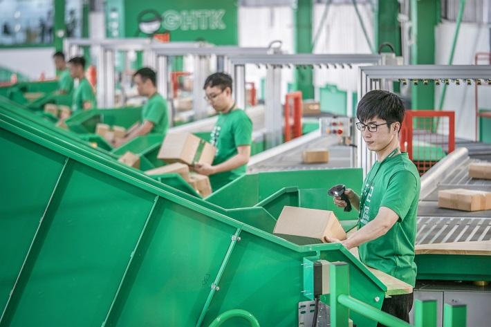 Công ty 3PL ở TPHCM - Giao hàng tiết kiệm (GHTK)