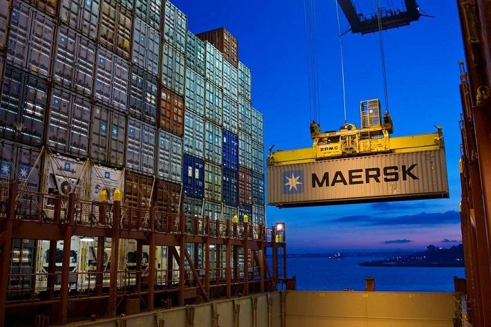 Công ty 3PL ở TPHCM - Tập đoàn A.P. Moller-Maersk