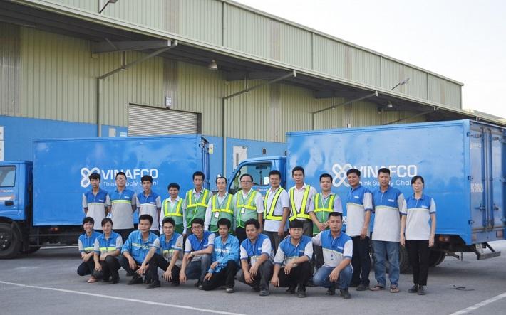 Dịch Vụ Vận Tải và Logistics Vinafco