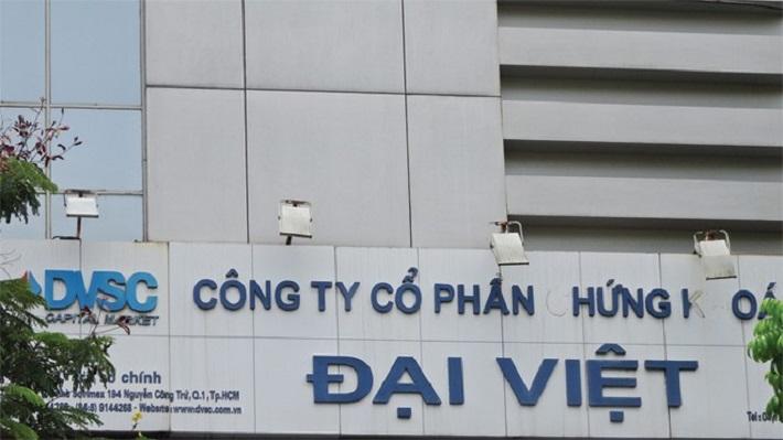 Công ty chứng khoán - CTCP Chứng Khoán Đại Việt (DVSV)