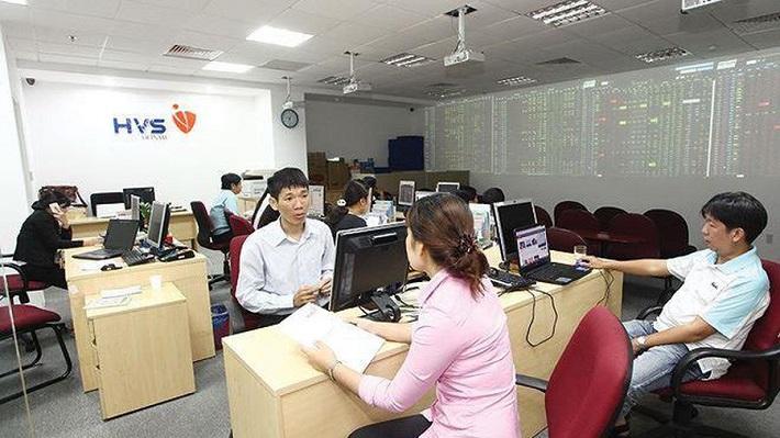 Công ty chứng khoán - HVSCapital