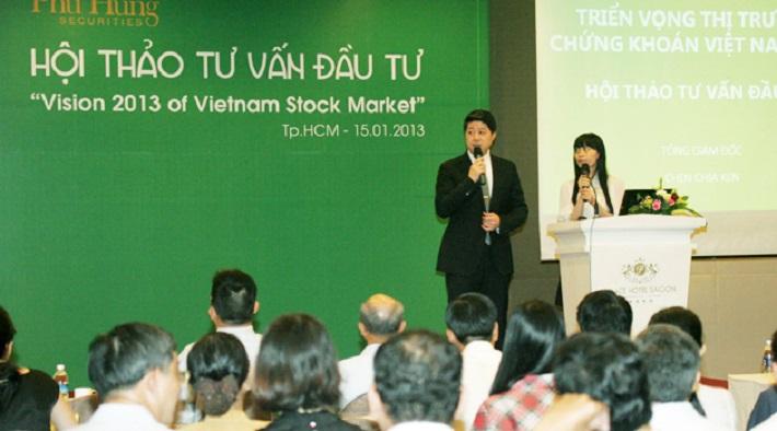 CTCP Chứng Khoán Phú Hưng (PHS)