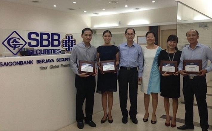 CTCP Chứng Khoán SaigonBank Berjaya (SBBS)