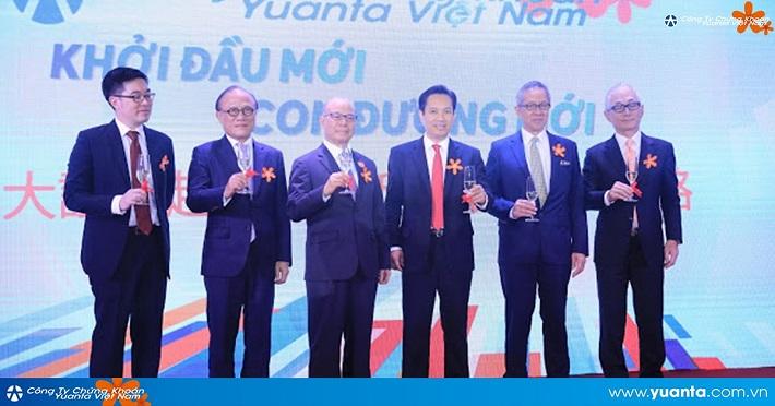 Công ty chứng khoán - Công Ty TNHH Chứng Khoán Yuanta Việt Nam