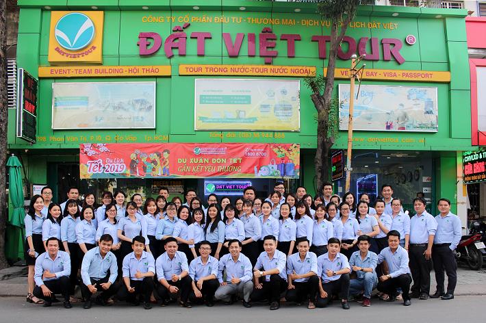Công ty du lịch tại TPHCM - Đất Việt Tour