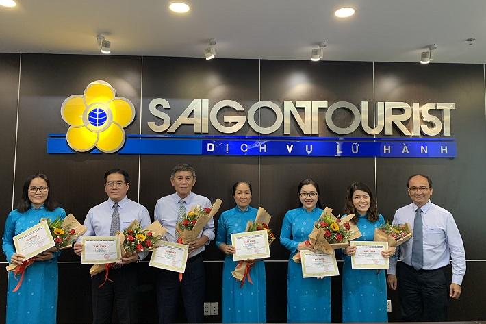 Công ty du lịch tại TPHCM - SaigonTourist