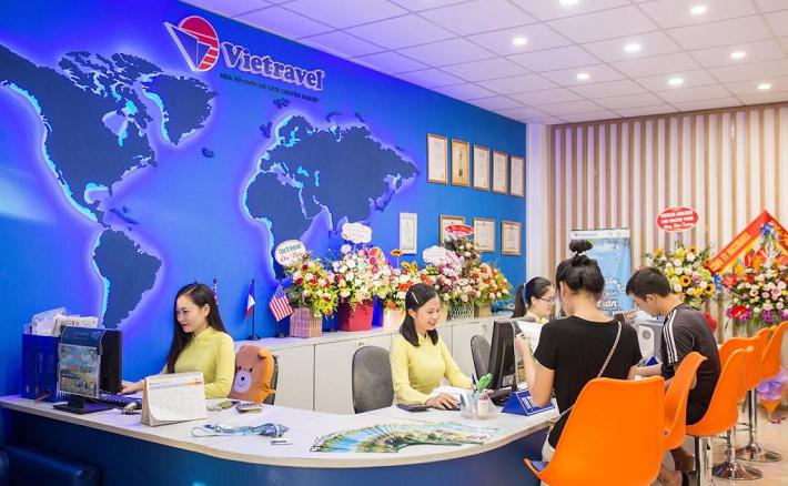 Công ty du lịch tại TPHCM - VieTravel