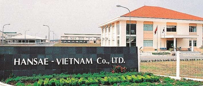 Công ty may mặc - Công Ty TNHH HANSAE Việt Nam