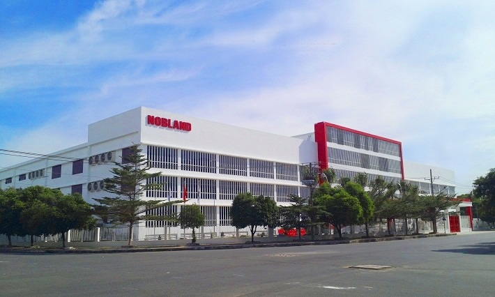 Công ty may mặc - Công Ty TNHH NOBLAND Việt Nam