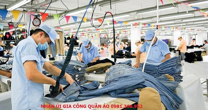 Công ty may mặc - Xưởng may Sài Gòn