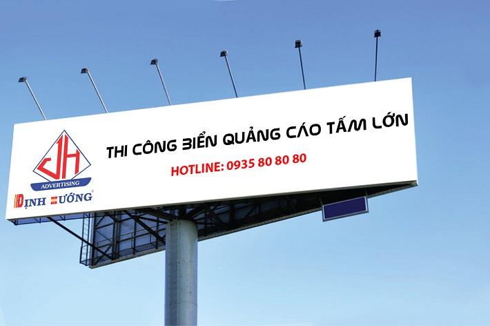 Công ty quảng cáo - Công Ty Quảng Cáo Định Hướng
