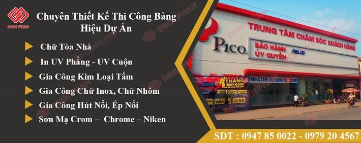 Công Ty quảng cáo ĐINH PHAN