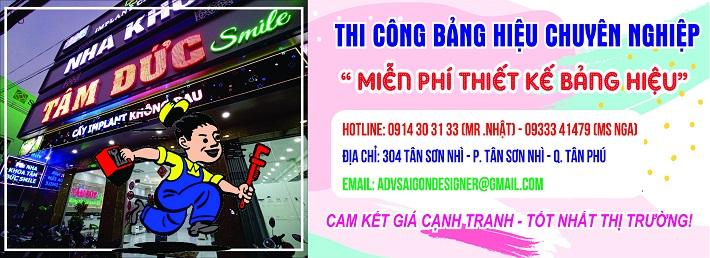 Công Ty Quảng Cáo Sài Gòn DESIGN