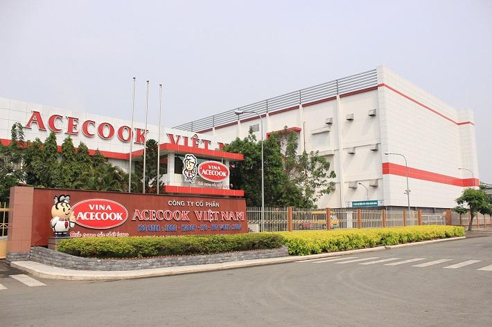 Công ty thực phẩm - Công Ty Cổ Phần Acecook Việt Nam
