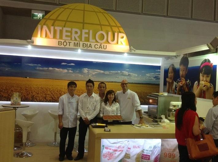 Công ty thực phẩm - Công Ty TNHHINTERFLOUR Việt Nam