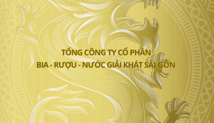 Tổng Công ty CP Bia rượu nước giải khát Sài Gòn (Sabeco)