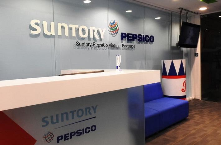 Công ty thực phẩm - Suntory PepsiCo Việt Nam