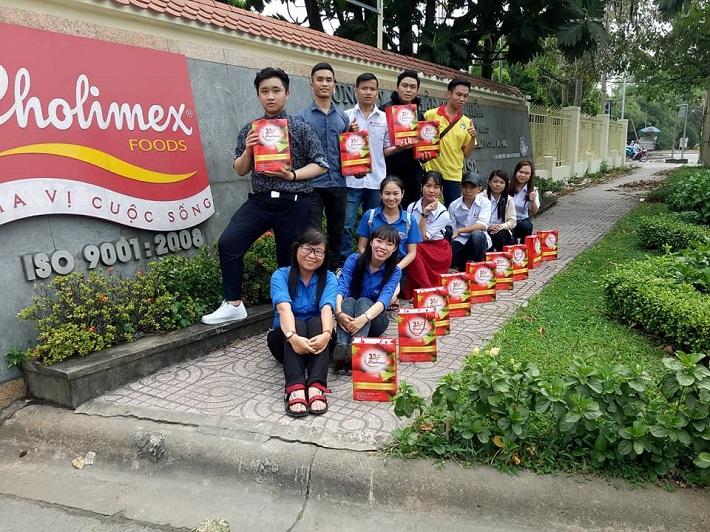 Công Ty Cổ Phần Xuất nhập khẩu và Đầu tư Chợ Lớn (CHOLIMEX)