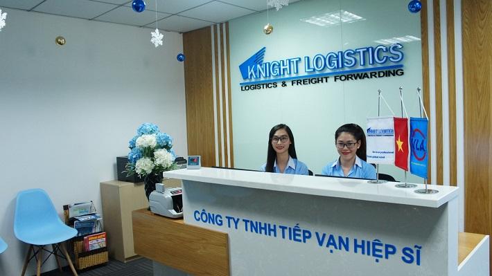 Công ty xuất nhập khẩu - Công Ty TNHH Knight Logistics