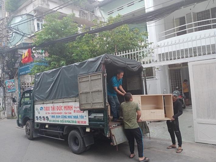 Taxi tải Đức Minh