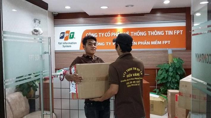 Dịch vụ chuyển nhà quận 1 - Kiến Vàng TPHCM