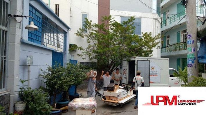 Taxi tải Lê Phong Moving