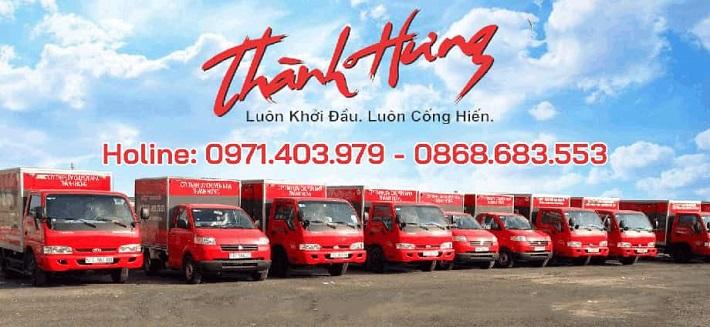 Dịch vụ chuyển nhà Quận 5 - Dịch vụ chuyển nhà Thành Hưng