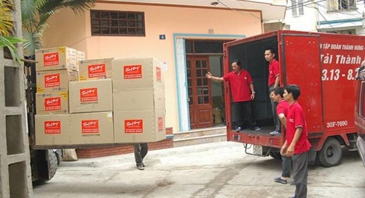 Dịch vụ chuyển nhà Quận 6 - Chuyển nhà trọn gói Thành Hưng