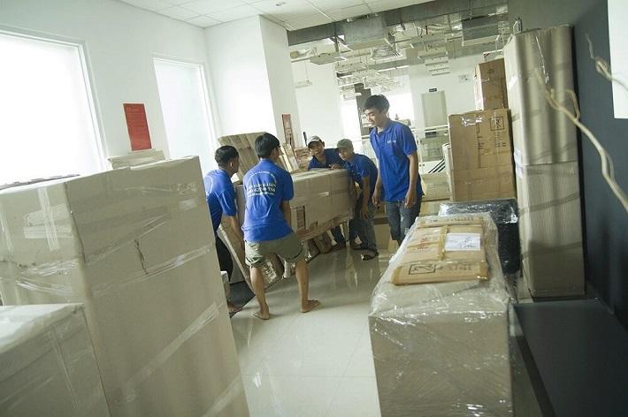 Dịch vụ chuyển nhà Quận 8 - Kiến Vàng Sài Gòn