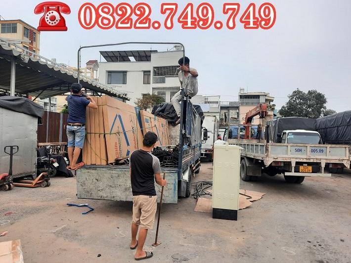 Công Ty TNHH TM-DV Vận Tải Lâm Sang
