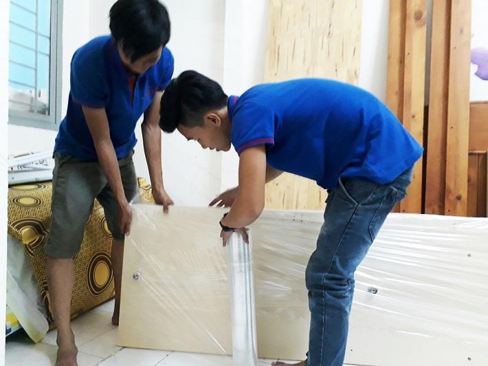 Dịch vụ chuyển nhà Bình Chánh - Dịch vụ chuyển nhà trọn gói Sài Gòn Xanh