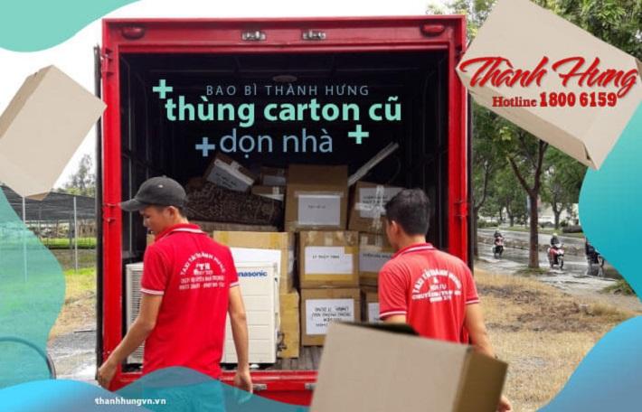 Dịch vụ chuyển nhà Bình Chánh - Công Ty chuyển nhà Thành