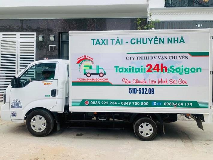 Dịch vụ chuyển nhà Bình Tân - Taxi Tải 24H Sài Gòn