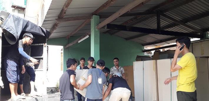 Dịch vụ chuyển nhà Gò Vấp - CTCP Đầu Tư Vận tải 24H