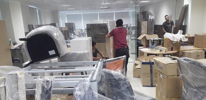 Dịch vụ chuyển nhà Phú Nhuận - CTCP Đầu Tư Vận Tải 24H