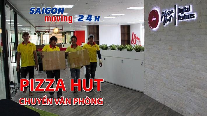 Dịch vụ chuyển nhà Phú Nhuận - Sài Gòn Moving 24h