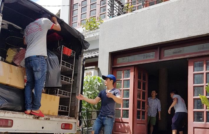Dịch vụ chuyển nhà Tân Phú - Chuyển nhà Thành Tài
