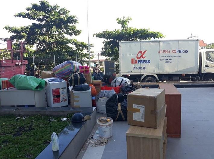 Dịch vụ chuyển nhà Tân Phú - Dịch vụ Vận Chuyển Anh Dũng