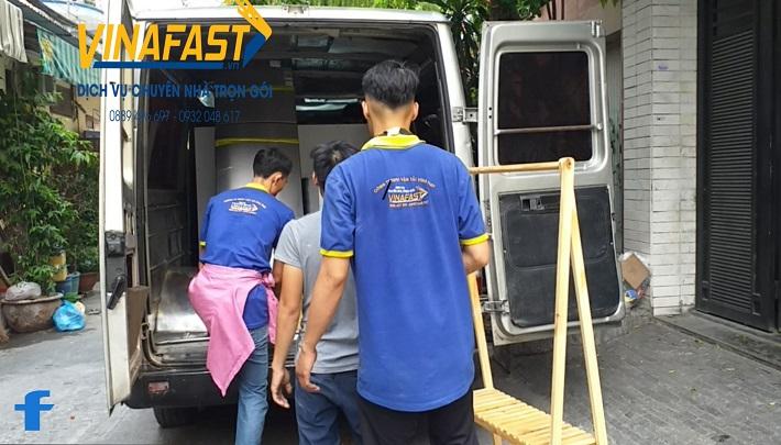 Dịch vụ chuyển nhà - Công Ty TNHH Vina Fast | Nguồn từ trang donnhavinafast.com