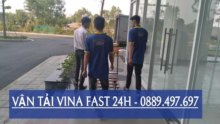 Chuyển văn phòng Vina Fast