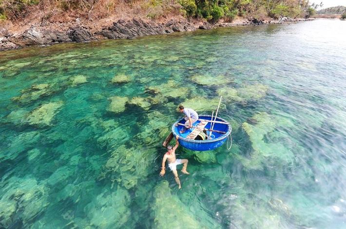 Dịch vụ du lịch tại đảo Nam Du