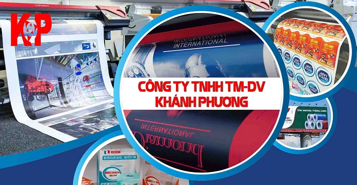 In hiflex Thủ Đức - Công Ty TNHH MTV TM-DV Khánh Phương