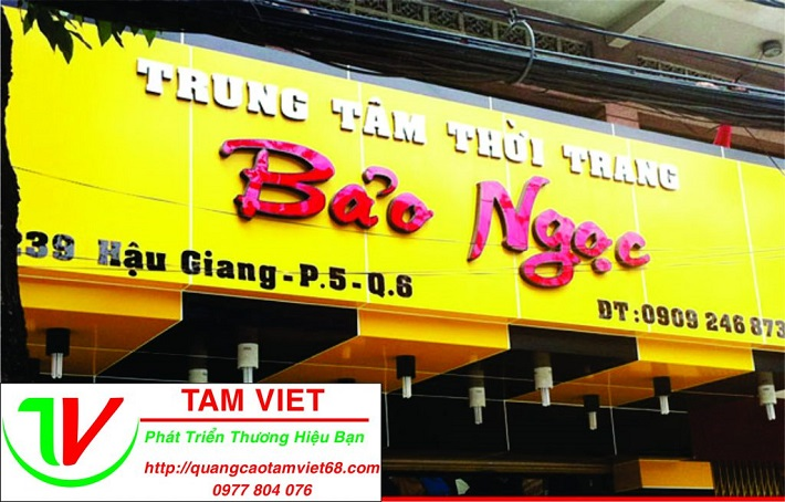 Công Ty TNHH Quảng Cáo Tâm Việt