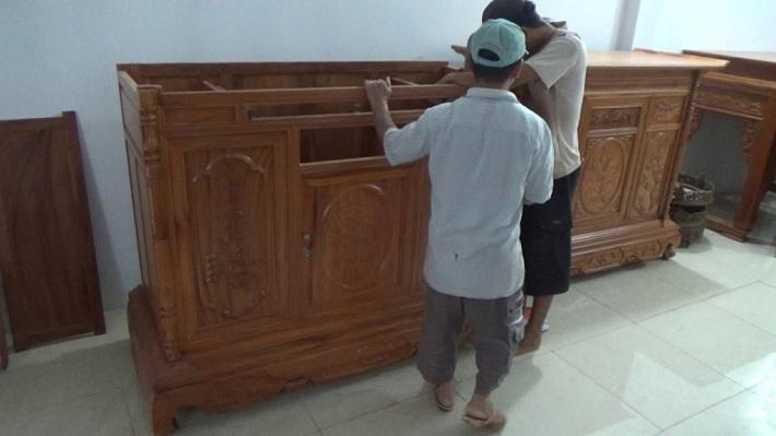 Sửa chữa nội thất gỗ tại Thủ Đức - Đồ gỗ Hoàng Vinh (Hình minh họa)