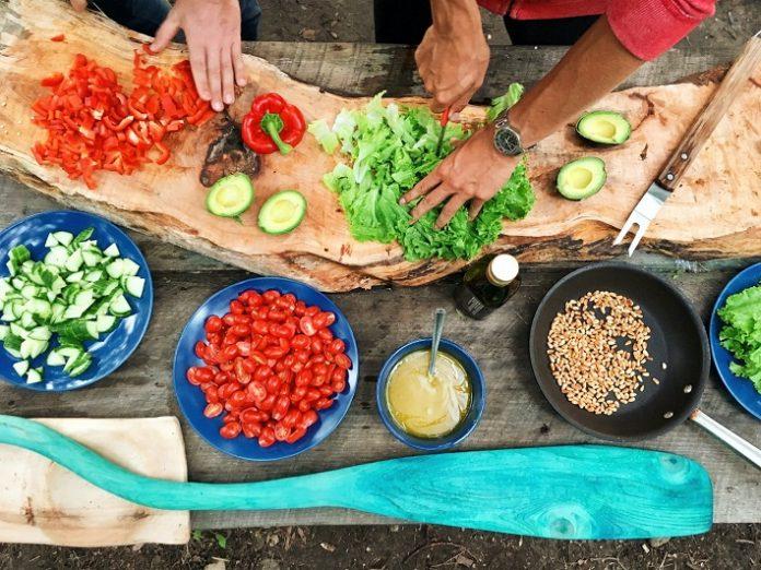Trang web dạy nấu ăn
