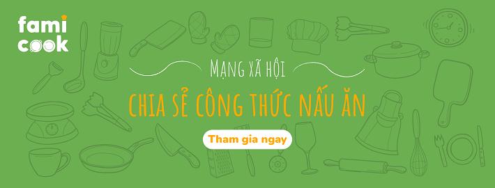 Trang web dạy nấu ăn - Trang web dạy nấu ăn bằng tiếng anh famicook