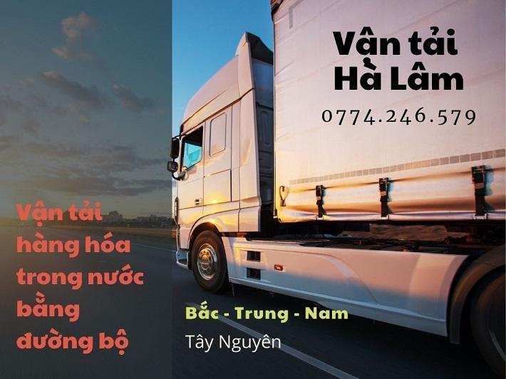Công Ty TNHH Dịch Vụ Vận Tải Hà Lâm
