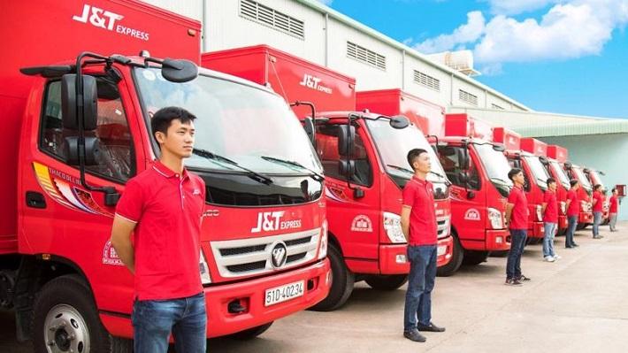 Vận chuyển hàng hóa bằng xe tải - Công Ty J&T Express