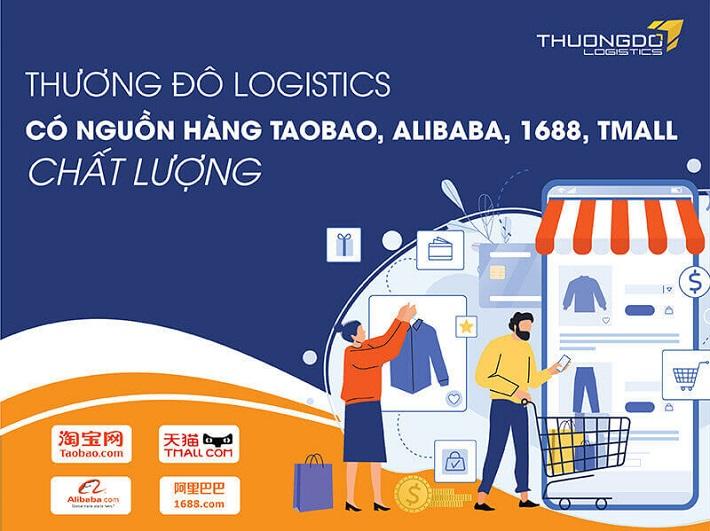 Vận chuyển hàng Trung Quốc - Thương Đô Logistics