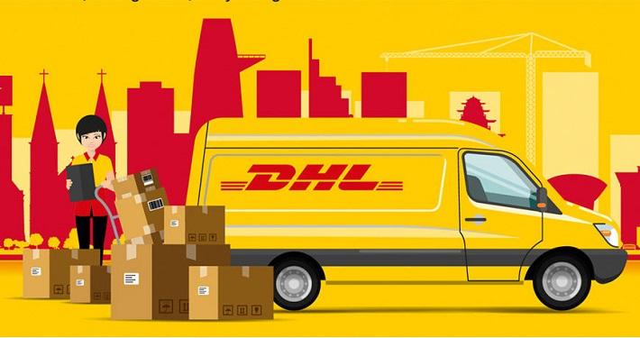 Vận chuyển quốc tế - DHL